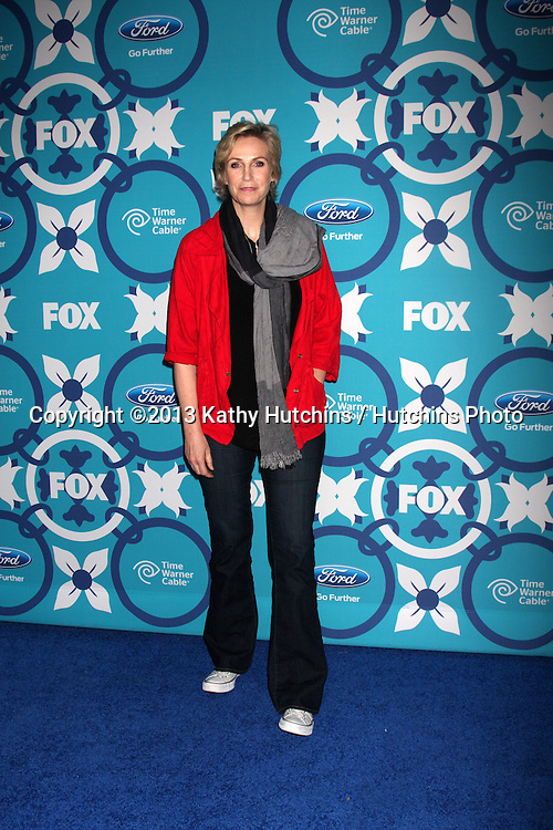 LOS ANGELES - SEP 9:  Jane Lynch at the FOX Fall Eco-Casino Party at The Bungalow on September 9, 2013 in Santa Monica, CA