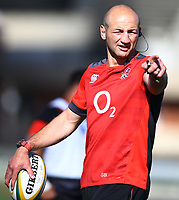 Steve Borthwick (Forwards Coach) of England during the England Rugby training session at  Jonsson Kings Park Stadium,Durban.South Africa. 05,06,2018 Photo by (Steve Haag)