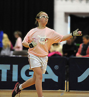 17th November 2013; Noelle Dowling. She's Ace - Women in handball event, Breaffy House Sports Arena, Castlebar, Co Mayo. Picture credit: Tommy Grealy/actionshots.ie.