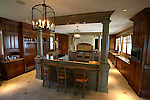 The kitchen at the home of Pete and Judi Dawkins in Rumson, New Jersey. CREDIT: Bill Denver for the Wall Street Journal..NYHODRUMSON