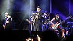 Singer Alejandro Sanz performs during Valladolid Latino music festival in valladolid, Spain. June 29, 2013. (Victor J Blanco/Alterphotos)
