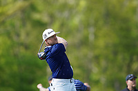 Ryan Vermeer (USA) on the 5th tee during the 1st round at the PGA Championship 2019, Beth Page Black, New York, USA. 17/05/2019.<br /> Picture Fran Caffrey / Golffile.ie<br /> <br /> All photo usage must carry mandatory copyright credit (&copy; Golffile | Fran Caffrey)