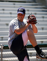 Brandon Ritchie / Helena Brewers..Photo by:  Bill Mitchell/Four Seam Images