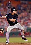 14 June 2006: Matt Holliday, left fielder for the Colorado Rockies, in action against the Washington Nationals in Washington, DC. The Rockies defeated the Nationals 14-8 in front of 24,273 fans at RFK Stadium...Mandatory Photo Credit: Ed Wolfstein Photo...