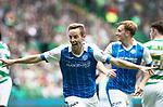 Celtic v St Johnstone &hellip;26.08.17&hellip; Celtic Park&hellip; SPFL<br />Steven MacLean celebrates his goal<br />Picture by Graeme Hart.<br />Copyright Perthshire Picture Agency<br />Tel: 01738 623350  Mobile: 07990 594431