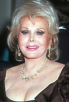 Zsa Zsa Gabor<br /> 1990s<br /> Photo By Michael Ferguson/CelebrityArchaeology.com