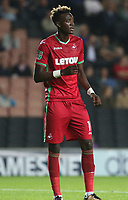 Tammy Abraham of Swansea City during the Carabao Cup Second Round match between MK Dons and Swansea City at StadiumMK, Milton Keynes, England, UK. 22 August 2017