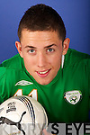 Tralee Soccer Star Bill Dennehy