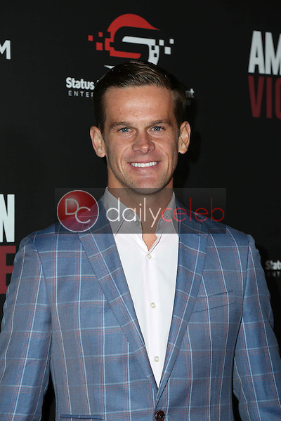 "Nic Lamb<br /> at the ""American Violence"" World Premiere, Egyptian Theater, Hollywood, CA 01-25-17<br /> David Edwards/DailyCeleb.com 818-249-4998"