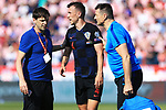 08.06.2019., stadium Gradski vrt, Osijek - UEFA Euro 2020 Qualifying, Group E, Croatia vs. Wales.  Ivan Perisic. <br /> <br /> Foto © nordphoto / Davor Javorovic/PIXSELL