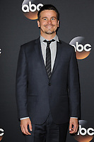 www.acepixs.com<br /> May 16, 2017  New York City<br /> <br /> Jason Ritter attending arrivals for the ABC Upfront Event 2017 at Lincoln Center David Geffen Hall on May 16, 2017 in New York City.<br /> <br /> Credit: Kristin Callahan/ACE Pictures<br /> <br /> <br /> Tel: 646 769 0430<br /> Email: info@acepixs.com