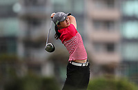 Julianna Hung. New Zealand Stroke Play Championships, Paraparaumu Golf Course, Paraparaumu Beach, Kapiti Coast, Saturday 24 March 2018. Photo: Simon Watts/www.bwmedia.co.nz