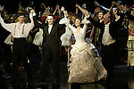 "6/24/06,Las Vegas,Nevada  --- The cast of  ""Phantom - The Las Vegas Spectacular"" take their opening night bows at the Venetian Resort in Las Vegas. --- Chris Farina"