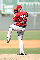 Bradin Hagens - Arizona Diamondbacks - 2010 Instructional League.Photo by:  Bill Mitchell/Four Seam Images..