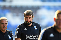 Birmingham City Manager Pep Clote  Birmingham City Manager Pep Clote   during Portsmouth vs Birmingham City, Caraboa Cup Football at Fratton Park on 6th August 2019