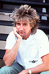 Rod Stewart 1983.© Chris Walter.