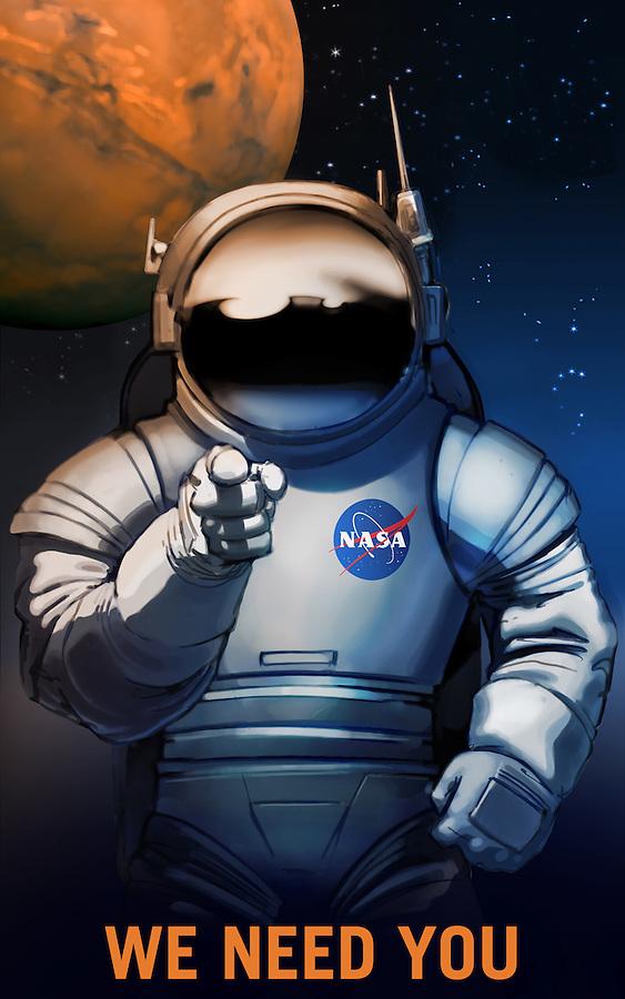 Mars - We Need You