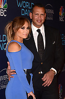 WEST HOLLYWOOD, CA - SEPTEMBER 19: Jennifer Lopez, Alex Rodriguez at NBC's 'World Of Dance' Celebration at Delilah on September 19, 2017 in West Hollywood, California.<br /> CAP/MPI/DE<br /> &copy;DE/MPI/Capital Pictures