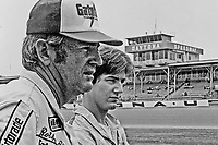 Bobby and Davey Allison at Daytona in February 1982. (Photo by Brian Cleary/www.bcpix.com)