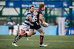 Samurai International vs Natixis HKFC during the 2015 GFI HKFC Tens at the Hong Kong Football Club on 25 March 2015 in Hong Kong, China. Photo by Juan Manuel Serrano / Power Sport Images