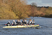 064 .NEP-Lent .NOV.8+ .Nephthys. Wallingford Head of the River. Sunday 27 November 2011. 4250 metres upstream on the Thames from Moulsford railway bridge to Oxford Universitiy's Fleming Boathouse in Wallingford. Event run by Wallingford Rowing Club..