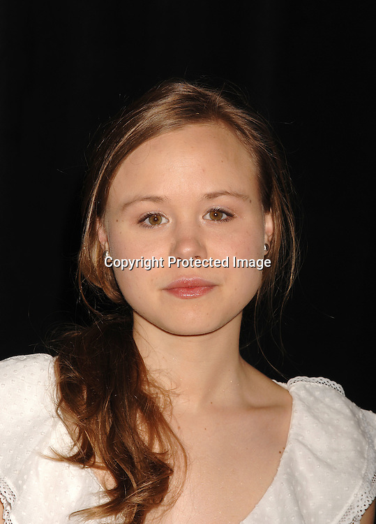 Allison Pill..posing for photographers at The Drama League Awards Ceremony and Luncheon on May 11, 2007 at The Marriott Marquis Hotel. ..Robin Platzer, Twin Images