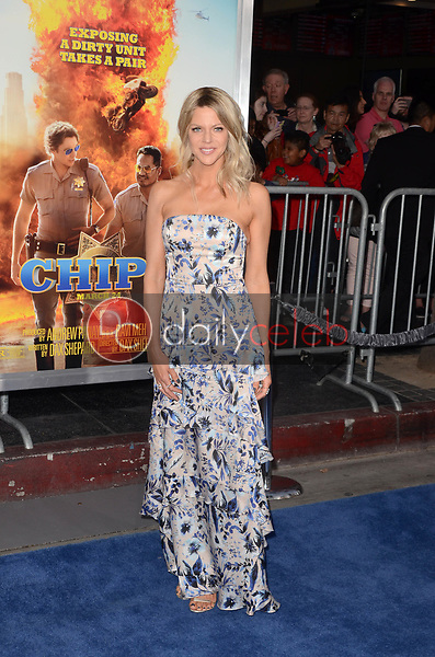 """Kaitlin Olson<br /> at the """"Chips"""" Los Angeles Premiere, TCL Chinese Theater, Hollywood, CA 03-20-17<br /> David Edwards/DailyCeleb.com 818-249-4998"""