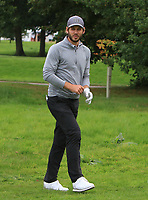 James Heath (ENG) walking to the 2nd tee during Round 1 of the Bridgestone Challenge 2017 at the Luton Hoo Hotel Golf &amp; Spa, Luton, Bedfordshire, England. 07/09/2017<br /> Picture: Golffile | Thos Caffrey<br /> <br /> <br /> All photo usage must carry mandatory copyright credit     (&copy; Golffile | Thos Caffrey)