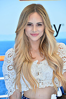 "Amanda Stanton at the world premiere for ""Hotel Transylvania 3: Summer Vacation"" at the Regency Village Theatre, Los Angeles, USA 30 June 2018<br /> Picture: Paul Smith/Featureflash/SilverHub 0208 004 5359 sales@silverhubmedia.com"