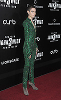 "NEW YORK, NY - MAY 09: Asia Kate Dillon attends the ""John Wick: Chapter 3"" world premiere at One Hanson Place on May 9, 2019 in New York City.     <br /> CAP/MPI/JP<br /> ©JP/MPI/Capital Pictures"