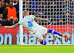 Porto's Maicon fails to stop Ivan Marcano's own goal going in to put Chelsea 1-0 up<br /> <br /> UEFA Champions League - Chelsea v FC Porto - Stamford Bridge - England - 9th December 2015 - Picture David Klein/Sportimage