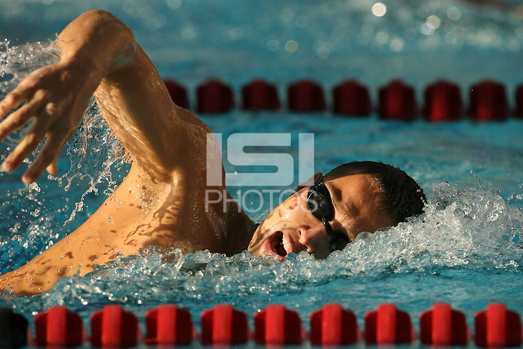 3 November 2007: Noa Sakamoto during Stanford's win over Washington at the Avery Aquatic Center in Stanford, CA.