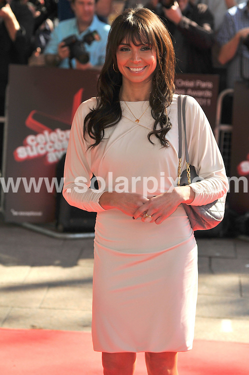 **ALL ROUND PICTURES FROM SOLARPIX.COM** **WORLDWIDE SYNDICATION RIGHTS** Celebrities attending the Prince's Trust Success Awards. Held at the Odeon, Leicester Square London, on Wednesday March 23, 2011 This pic: Christine Bleakley                                                                             JOB REF: 13015 MSR       DATE: 23_03_2011                                                           **MUST CREDIT SOLARPIX.COM OR DOUBLE FEE WILL BE CHARGED**                                                                      **MUST AGREE FEE BEFORE ONLINE USAGE**                               **CALL US ON: +34 952 811 768 or LOW RATE FROM UK 0844 617 7637**