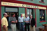 MICK O'DWYER 70TH BIRTHDAY<br /> Kerry footballers from the great era between 1975-1986 when they won 8 All-Ireland's gathered in Waterville County Kerry at the weekend to celebrate Mick O'Dwyer's 70th birthday. Organised by Eoin The Bomber Liston the team which included sporting legends like Jimmy Deenihan, Pat Spillane, Mikey Sheehy, Jack O'Shea, Paidi O'Shea, Charlie Nelligan cleebrated with golf in the afternoon and dinner in The Butler Arms Hotel.<br /> Picture shows<br /> Photo: Don MacMonagle