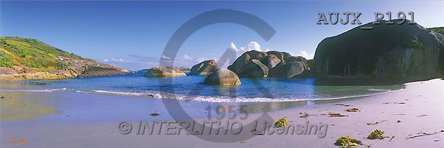 Dr. Xiong, LANDSCAPES, panoramic, photos, Elephant Rocks, Australia(AUJXP191,#L#)