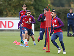England's Aaron Cresswell during training at Tottenham Hotspur training centre, London. Picture date November 14th, 2016 Pic David Klein/Sportimage