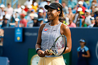 AUG 14 Naomi Osaka at Western & Southern Open- Cincinnati 2019