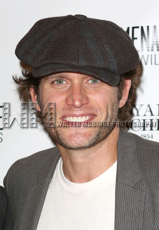 Steven Pasquale  attends the Broadway Opening Night Performance of 'The Glass Menagerie' at the Booth Theatre in New York City on September 16, 2013.