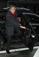 NEW YORK, NY - NOVEMBER 8: Dan Stevens at Good Morning America in New York City. November 8, 2012. Credit: RW/MediaPunch Inc. .<br /> ©NortePhoto