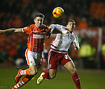 260116 Blackpool v Sheffield Utd
