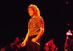 Robert Plant 1985.© Chris Walter.