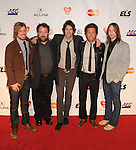 LOS ANGELES, CA. - January 29: Everest arrives at the 2010 MusiCares Person Of The Year Tribute To Neil Young at the Los Angeles Convention Center on January 29, 2010 in Los Angeles, California.