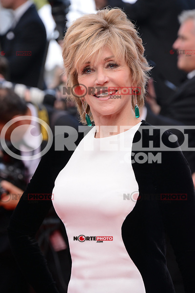 """Jane Fonda attending the """"De Rouille et D'os"""" Premiere during the 65th annual International Cannes Film Festival in Cannes, 17th May 2012...Credit: Timm/face to face /MediaPunch Inc. ***FOR USA ONLY***"""