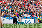 Gavin White, Kerry in action against  during the All Ireland Senior Football Semi Final between Kerry and Tyrone at Croke Park, Dublin on Sunday.