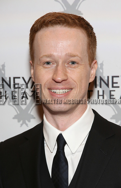 Cody Lassen attends the Vineyard Theatre Gala 2018 honoring Michael Mayer at the Edison Ballroom on May 14, 2018 in New York City.
