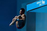 YANG Jian CHN CHINA<br /> Gwangju South Korea 20/07/2019<br /> Diving Men's 10m Platform Final<br /> 18th FINA World Aquatics Championships<br /> Nambu University Aquatics Center <br /> Photo © Andrea Staccioli / Deepbluemedia / Insidefoto