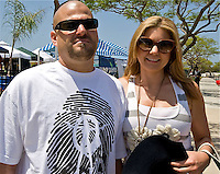 P- Jarrod & Brandi from Storage Wars TV Show, Newport Beach CA 5 12
