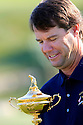 US team Captain Paul Azinger poses for pictures on official practice day prior to the 37th Ryder Cup Matches, September 16 -21, 2008 played at Valhalla Golf Club, Louisville, Kentucky, USA ( Picture by Phil Inglis ).... ......... ......