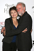 LOS ANGELES - SEP 26:  Reiko Aylesworth , Xander Berkeley at the 2019 Catalina Film Festival - Thursday - Dark Harbor World Premiere at the Queen Mary on September 26, 2019 in Long Beach, CA