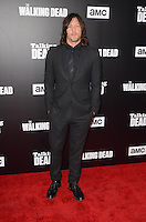 HOLLYWOOD, CA - OCTOBER 23: Norman Reedus at AMC Presents Live, 90-Minute Special Edition of 'Talking Dead' at Hollywood Forever on October 23, 2016 in Hollywood, California. Credit: David Edwards/MediaPunch